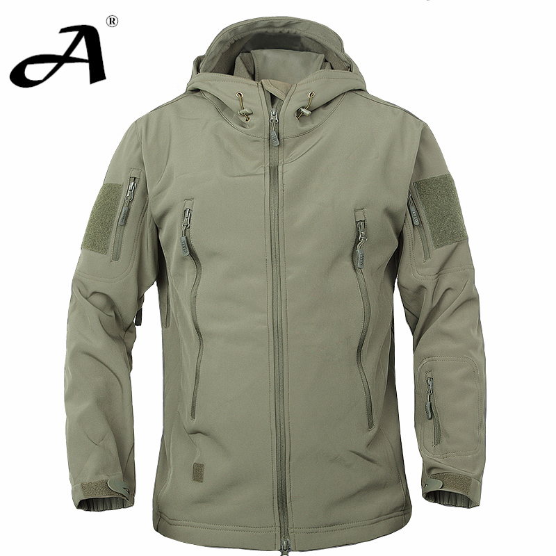army camouflage coat jacket waterproof