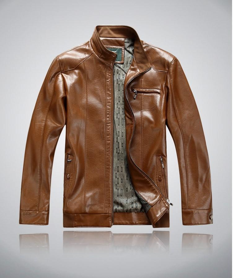 2015 men's brand genuine leather sheepskin Jackets, Winter casual Warm Leather Coat ML XL XXL XXXL - Fashion Shanghai Garments Co., Ltd. store