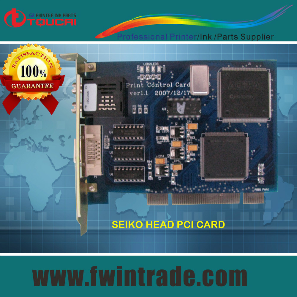 6months Warranty !!! Infinity Solvent printer spare parts FY 3208G PCI Card(China (Mainland))