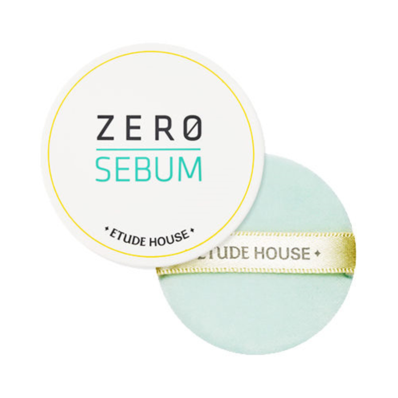 Original Korea Zero Sebum Drying Powder 6g Makeup Face Powder Foundation Primer Loose Powder Oil-control Concealer Whitening(China (Mainland))