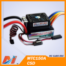 Maytech electric longboard 2000w 150A rc brushless motor speed control esc(China (Mainland))