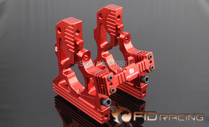 FID rear gearbox differential gearbox mounting bracket FOR LOSI DBXL(China (Mainland))