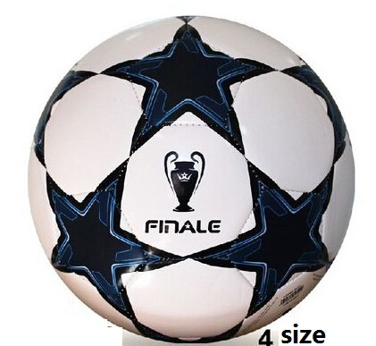 Hot Selling Brand Official Size 4 PU Indoor Ball champions league ball High Quality Match Futsal Soccer Ball size4 Free Shipping(China (Mainland))