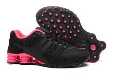 2015 cómodo transpirable Zapatos de deporte, shox Zapatos de mujer zapatillas chaussure femme tamaño 36-40