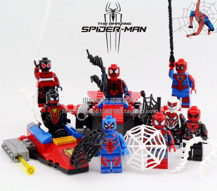 Lego Spiderman Malvorlagen Star Wars 1 Lego Spiderman: Popular Spiderman Lego Sets-Buy Cheap Spiderman Lego Sets
