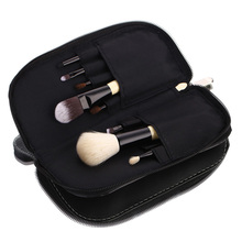 Professional Make Up Set Brush Set Cosmetic Makup Poweder Foundation Nose Eyeshadow Lip Brush in a Storage Bag FE#8(China (Mainland))