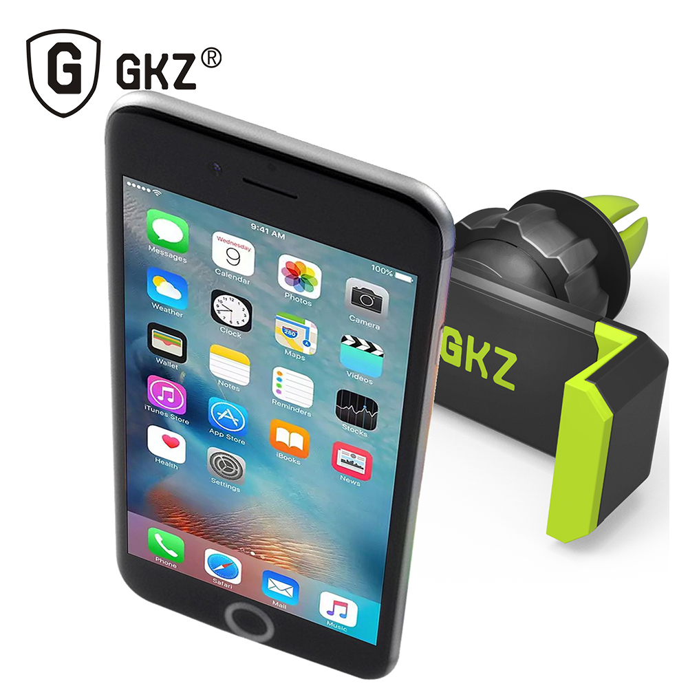 [ Car Phone holder ] GKZ K1 Hot Sale Universal Car Outlet Universal Phone Holder Car Air Vent For Cell Phone Drop Shipping(China (Mainland))