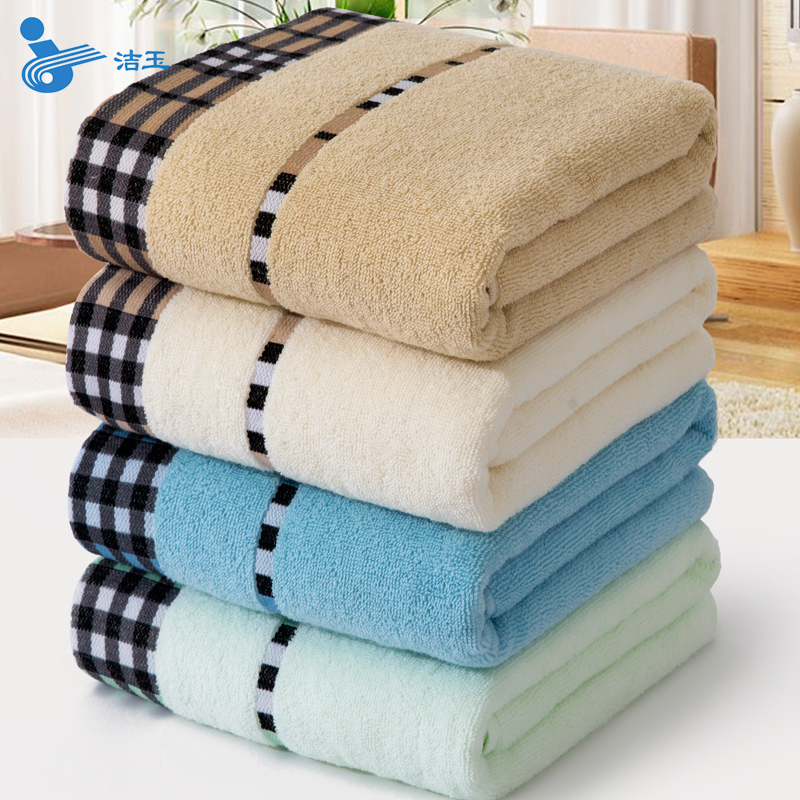2016 new 70x140cm 100%cotton men/women bath towels adult beach towel thickening brand children Striped towels bathroom(China (Mainland))