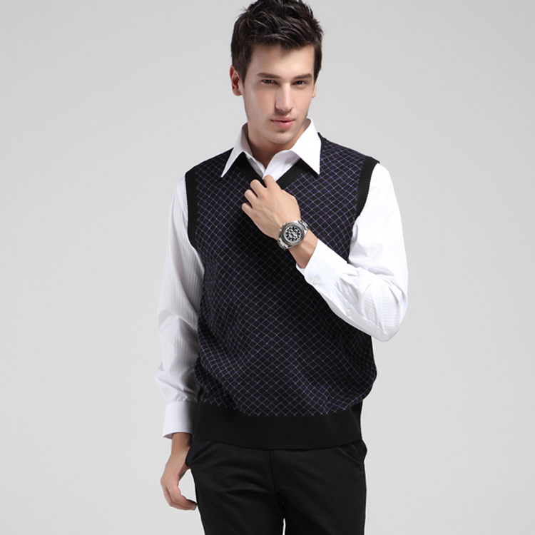 Sweater Vest Pictures Thick Woollen Vest Sweater