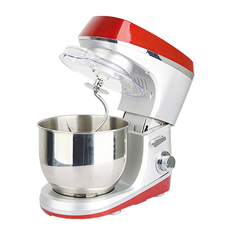 multifungsi 6l stainless steel mixer berdiri makanan adonan mixer telur dapur