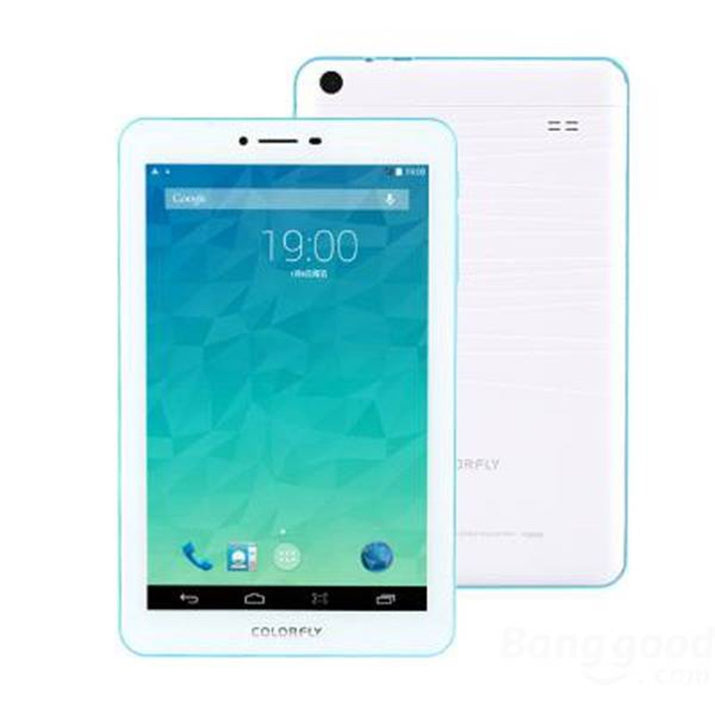 Hot Sale Colorfly G708 3G Extrem MTK6592 Octa Core 7 Inch 2GB RAM 16GB ROM HD