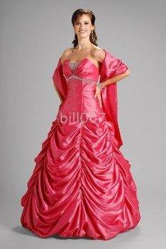 ball gown dress Strapless Floor-Length 2009 Style Gown Dress SKU610041