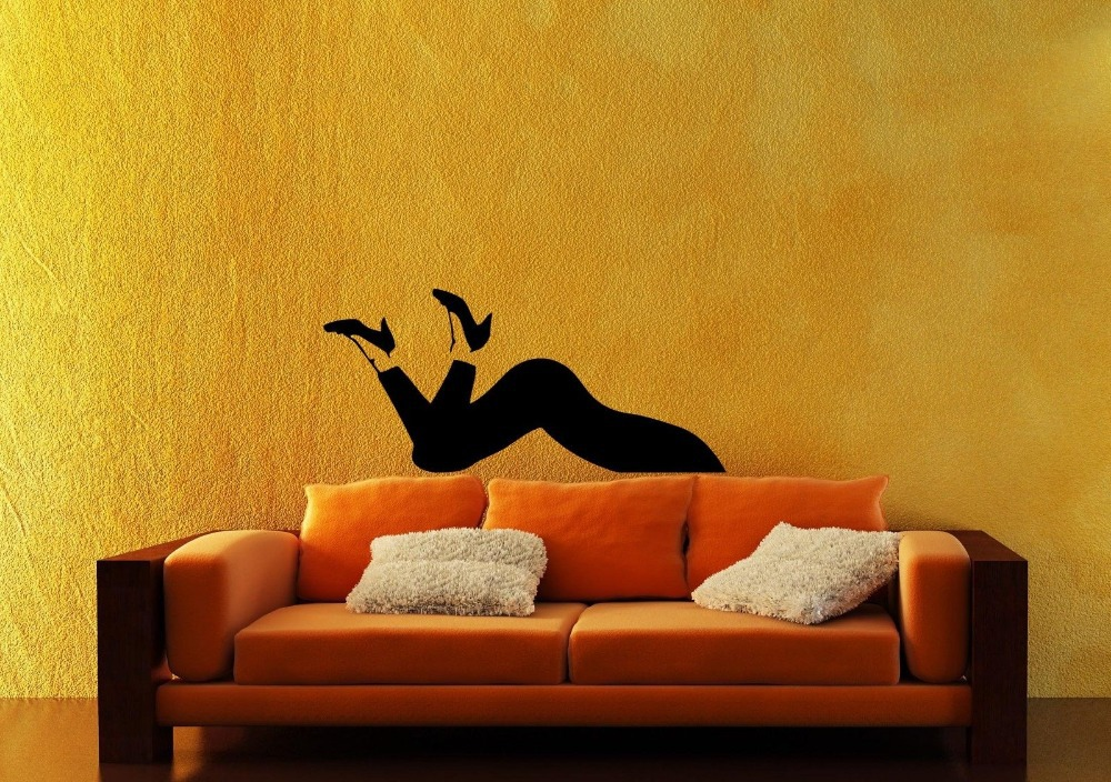 Buy sexy girl sticker nude decal for Cheap wall mural posters