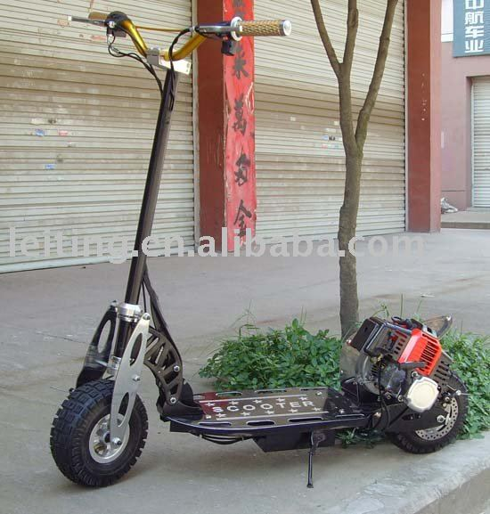 49CC Gas scooter/G SCOOTER004(LT-249-1)(China (Mainland))
