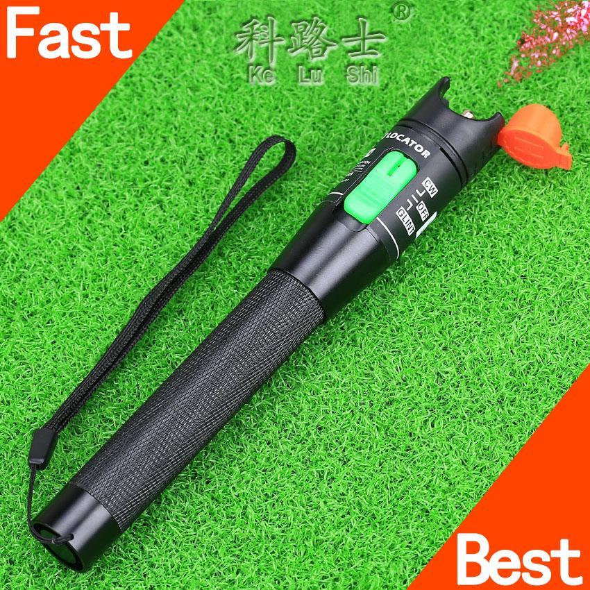 VFL Visual Fault Locator Fiber Optic Cable Red Laser Tester Pen Fiber Optical 30mw Finder 30Km Range Checker 1310 1550NM CATV(China (Mainland))