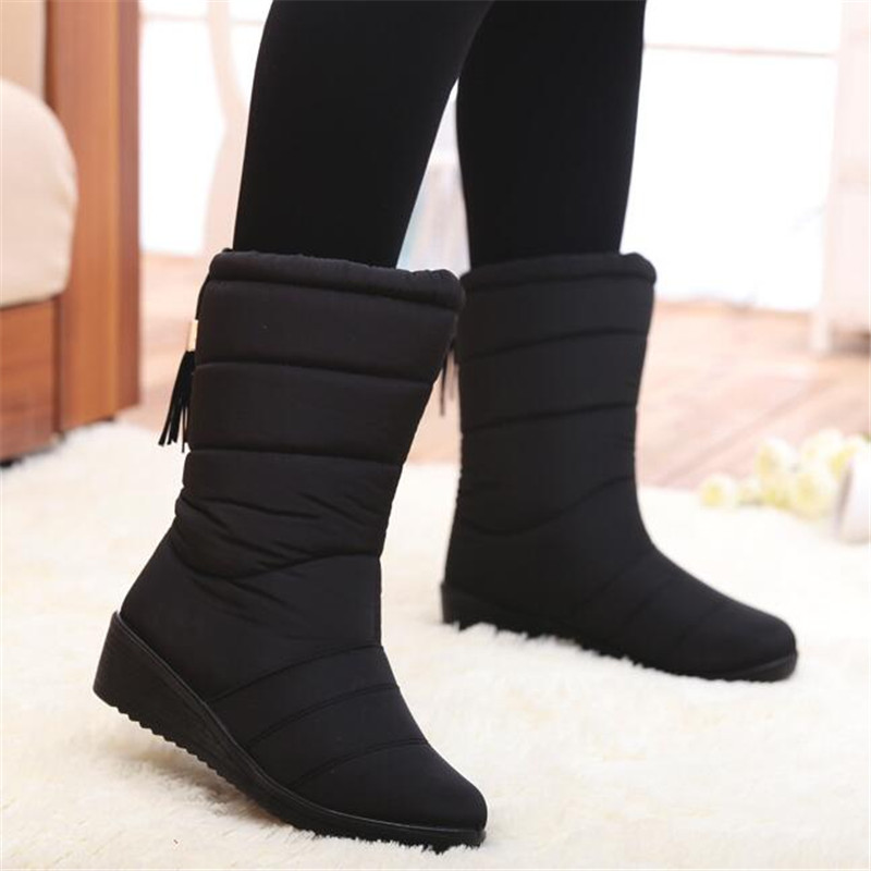 Waterproof Wedge Boots Promotion-Shop for Promotional Waterproof