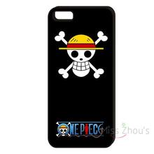 For iphone 4/4s 5/5s 5c SE 6/6s 7 plus ipod touch 4/5/6 back skins mobile cellphone cases cover One Piece Cartoons Anime Logo