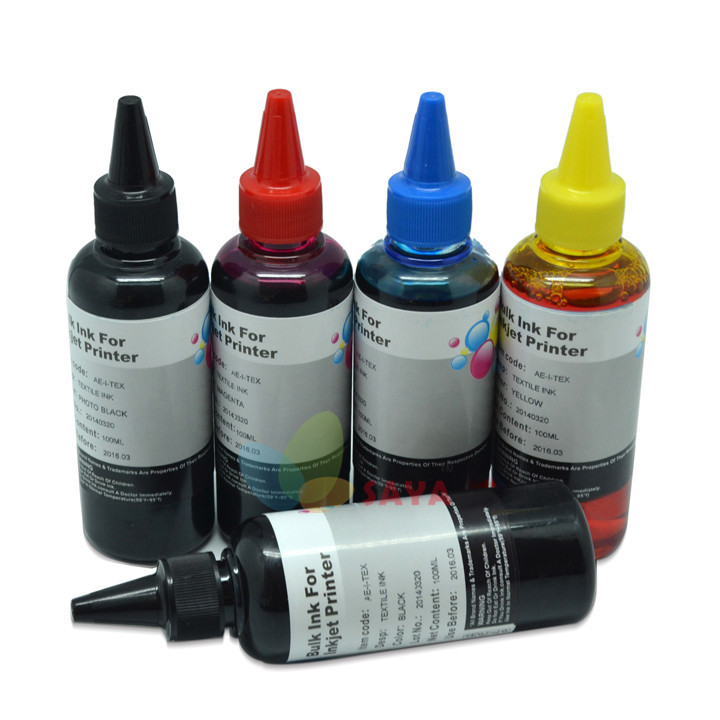 500ml Specialized PGI-425 CLI-426 5 Colors Specialized DYE INK For Canon PIXMA IP4940 MG5340 PRINTERS, high speed,UV resistant<br><br>Aliexpress