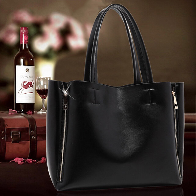 Designer tote bags black – New trendy bags models photo blog