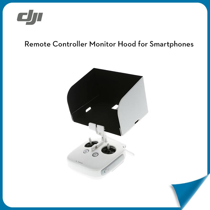 DJI Phantom 3 / 4 Inspire 1 Sunshade Phone Sun Hood for iPad iPhone SAMSUNG for RC Helicopter Camera Drone(China (Mainland))