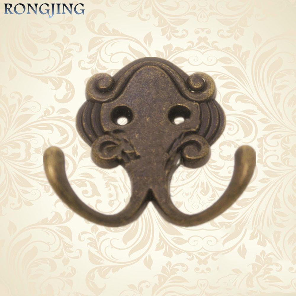 Antique Cloth Hook For Door Wall Hanger For Clothes Coat