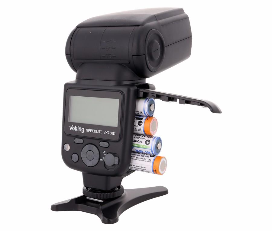 Voking VK750 II i-TTL Speedlite Flash with LCD Display for Nikon D7100 D7000 D5200 D5100 D5000 D3000 D3100 D300S D700 D600 D90<br><br>Aliexpress