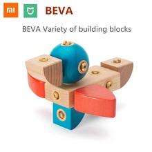 Buy 2017 New Original xiaomi mijia BEVA Smart Building Blocks Wooden Variety Car Brain Game Children's Toy xiaomi smart home for $59.90 in AliExpress store