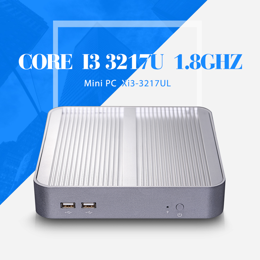 mini pc,i3 3217u computador barebone, laptop case, computer cable ,dual core mini pc,window 7 /8/8.1/XP/Linux system(China (Mainland))