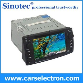 car dvd player TFT LCD fully motorized 6.2 inch 2 din car DVD player with touch screen for BYD