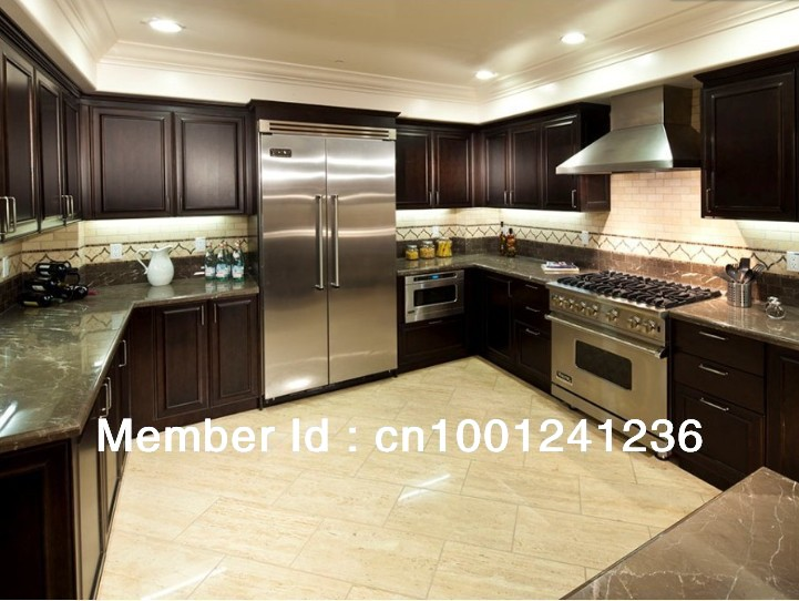 Custom american solid wood cabinet america integral ambry for China kitchen cabinets direct