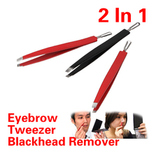 #F9s Clean Black Dirt Eyebrows In Japan Blackhead Rmover Tool 2 in1 Makeup Tool
