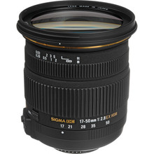 Sigma 17-50mm f/2.8 EX DC OS HSM Zoom Lens for Nikon D3000 D3100 D3200 D5000 D5100 D5200 D80 D90 D7000 D7100 D300 D300s(China (Mainland))