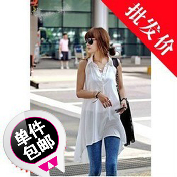 Women's clothing clothes night market spring shirt