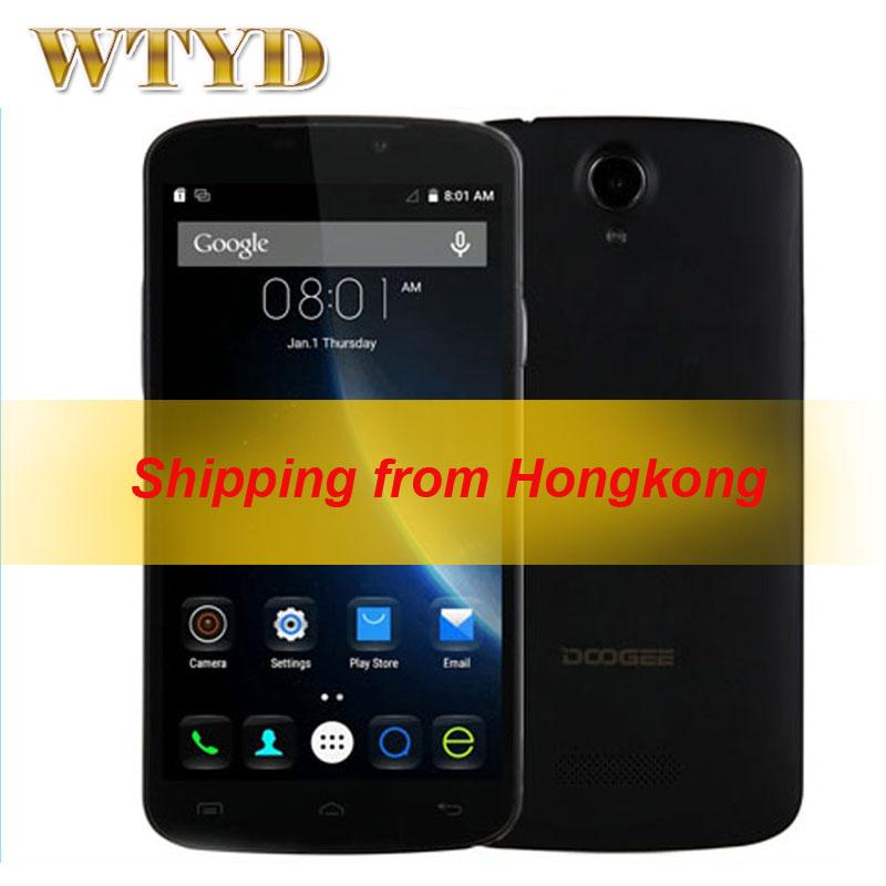 DOOGEE X6 Pro X6 16GB/8GB+ 2GB/1GB Network 4G 5.5'' Android 5.1 MT6735 Quad Core 1.0GHz DOOGEE X6 RAM 1GB ROM 8GB Network 3G(China (Mainland))