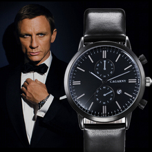 Best Selling 2015 New Fashion Business Quartz luxury brand Watches Men Sport High Quality Watch Military