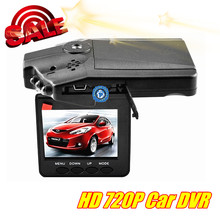 HD 720p H198 Car DVR with 2.5 Inch 270 Degree Rotated Screen, 6 IR LED, Night Vision Car Camcorder DHL free shipping(China (Mainland))