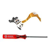 Tool RAF-3350 Laser + Cross Screwdriver Len Replacement for Nintendo Wii NIE#