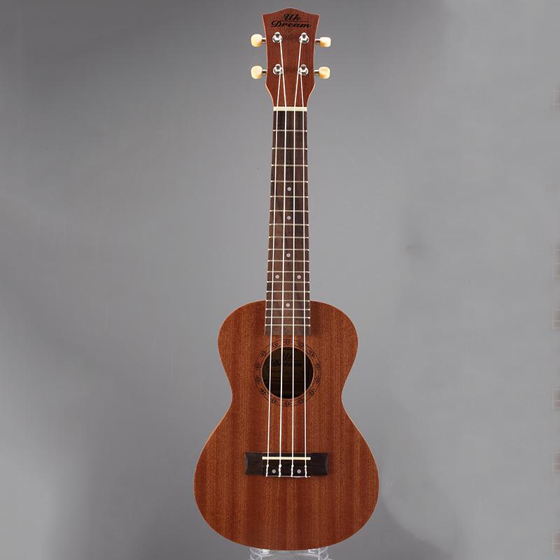 Samll Ukulele  Guitar Full Sapele 23 Inch  Musical Stringed Instruments 4 Strings Guitar 17 Frets Rosewood  Guitar UC-110<br><br>Aliexpress