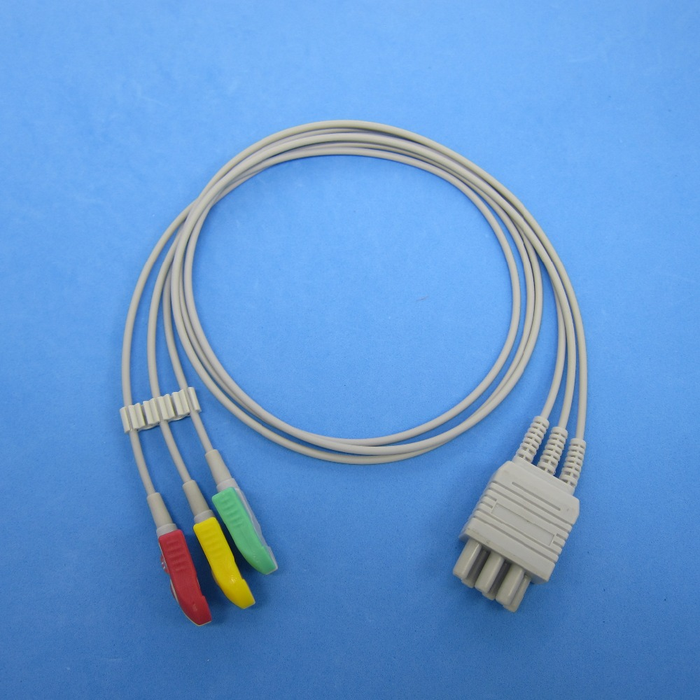NIHON KOHDEN ECG LEADWIRE CLIP(China (Mainland))