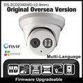 OEM DS-2CD2420F-IW(2.8mm) HIKVISION original English Version IP Camera 2MP POE Network camera WIFI Security Camera ONVIF P2P HIK