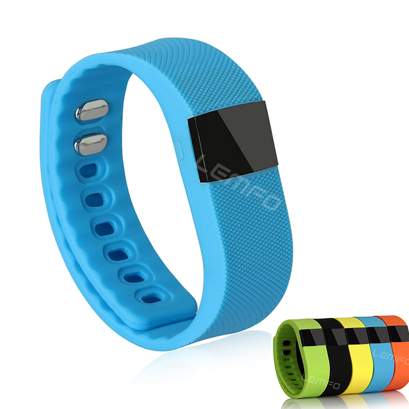 IPX6 Waterproof Bluetooth Smart Bracelet Smartband For IOS ...