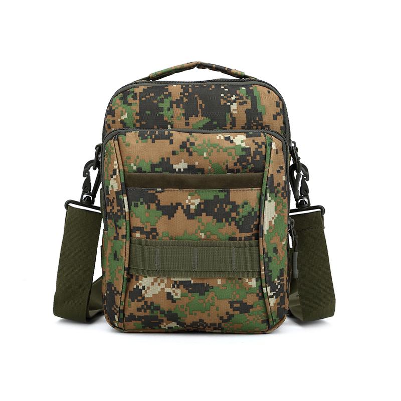 Men Tactical Military Shoulder Bag Crossbody Single Shoulder Tactical Bag for Men Male Men Messenger Bag Tactical Bag Pack Army