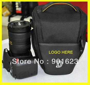 Camera Case Bag for Nikon D7200 D7100 D7000 D5200 D800 D5100 D5500 D60 D3300 D3200 D5300 D90 SLR DSLR Shoulder Carry Bag/Holster