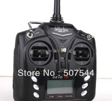 Walkera devo 7e 7ch Transmitter Walkera Devention 7E Radio free shipping with tracking