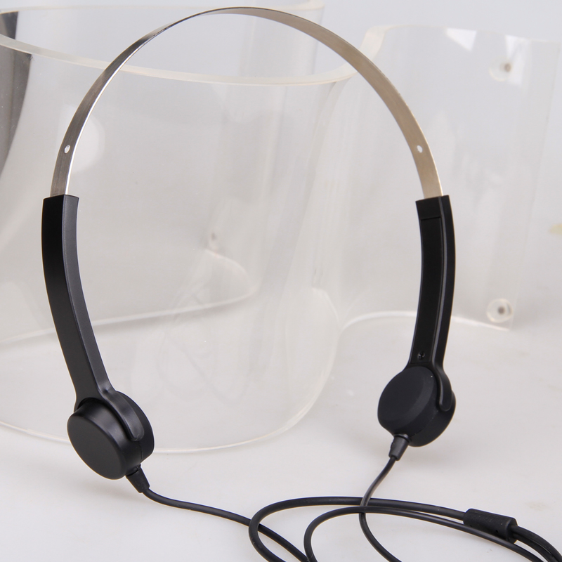 Bone Conduction with Hearing Aids Headphone,Open-ear Stereo Bone Conduction Headphones with good quality