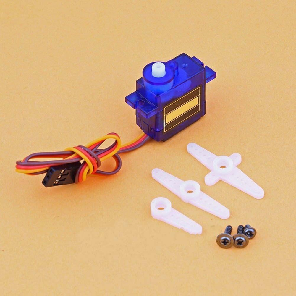 new 1PCS/LOT SG90 9g Mini Micro Servo for RC for RC Helicopter Airplane Car A676(China (Mainland))