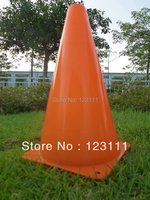 9'' PE plastic Soccer Football Basketball speed agility training cones/marker/track,Coaching equipment,Sports workoutz 24pcs