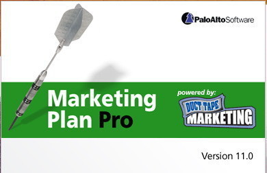 The Marketing Plan Pro English version 11.25 with the function of registration code it all(China (Mainland))