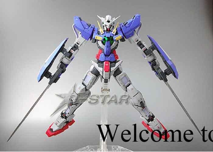 Free Shipping 023 Gundam Exia Brain Training DIY Puzzle Toy 1/100 Scale Model<br><br>Aliexpress