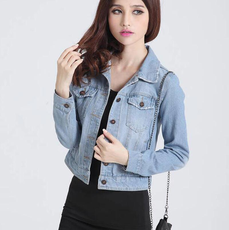 Online Get Cheap Jacket Denim Women Crop -Aliexpress.com | Alibaba ...